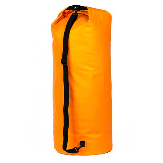 Сумка-баул водонепроницаемая Orange, 80 л