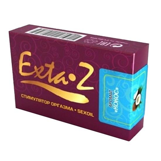 """Стимулятор оргазма """"Exta-Z"""" с ароматом Кокоса (элит), 1,5 мл"""