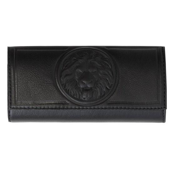 Кожаный футляр для ключей Royal, цвет черный
