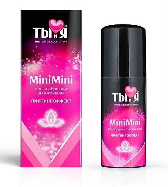 """MiniMini гель-любрикант для женщин с эффектом """"лифтинг эффект"""" серии """"Ты и Я"""""""