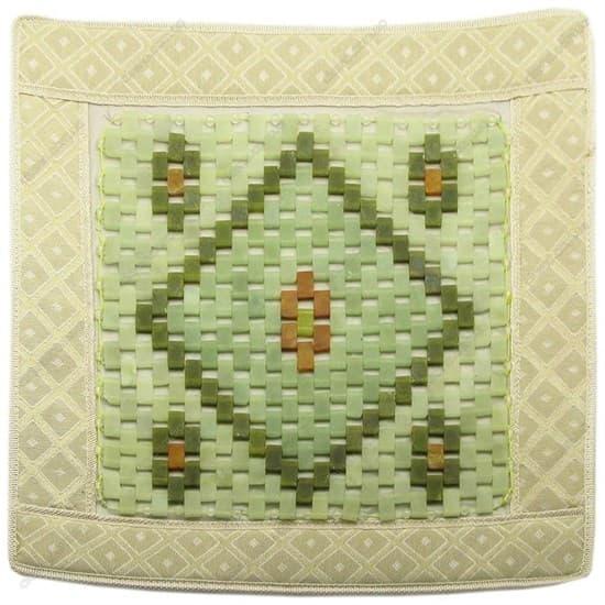 Нефритовая подушка/ коврик, 40х 40 см