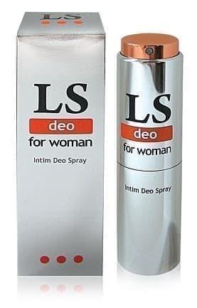 "Интим-дезодорант для женщин ""Lovespray deo"", 18 мл"