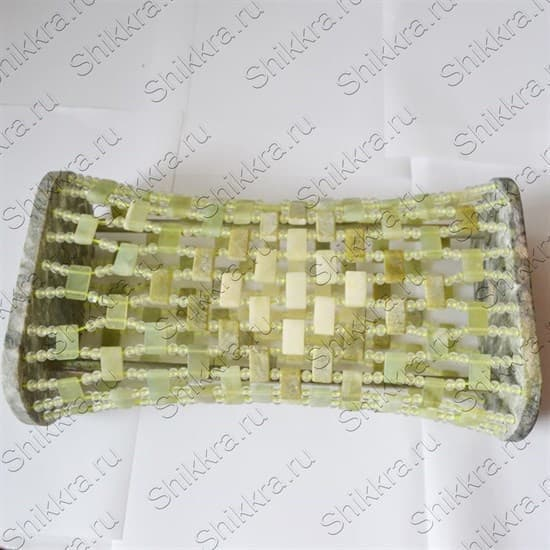 Нефритовая подушка от Shikkra.ru