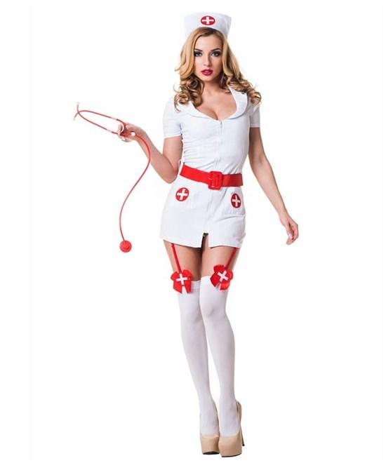 Костюм похотливой медсестры - фото 69293
