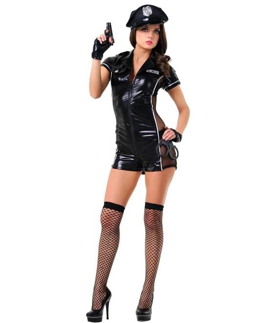 Костюм эротического полицейского - фото 69336