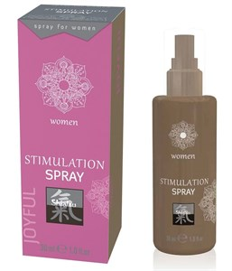 Возбуждающий интимный спрей для женщин STIMULATION, 30 мл
