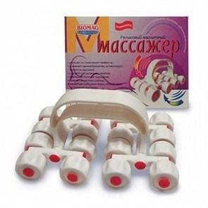 Роликовый магнитный массажер для тела