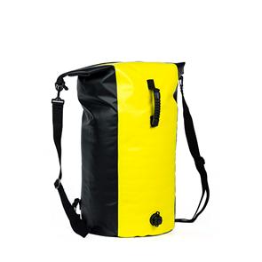 Сумка-баул герметичная, водонепроницаемая Yellow, 60 л