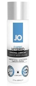 {{photo.Alt || photo.Description || 'Водно-силиконовый лубрикант JO CLASSIC HYBRID - 60 мл.'}}