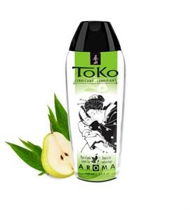 Интимный гель TOKO Pear Exotic Green Tea с ароматом груши и зеленого чая, 165 мл