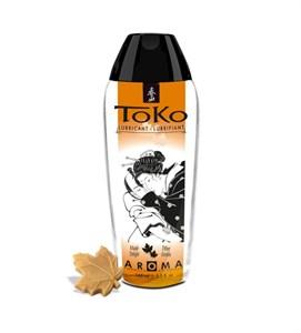 Интимный гель TOKO Maple Delight с ароматом кленового сиропа, 165 мл