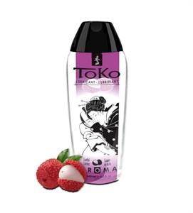 Интимный гель TOKO Lustful Litchee с ароматом личи, 165 мл