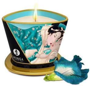 Массажная свеча Island Blossoms (Цветущий остров), 170 мл