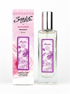 Женская парфюмерная вода с феромонами Sexy Life Attraction, 30 мл
