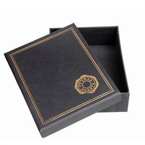 Подарочная упаковка (коробка) 14х12, цвет черный