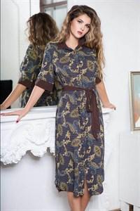 {{photo.Alt || photo.Description || 'Халат-рубашка Elania с поясочком'}}