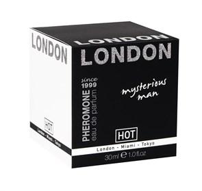 """Мужские духи с высококонцентрированными феромонами """"London Mysterious Man"""", 30 мл"""