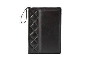 Кожаная папка-портфель, 113-07-01