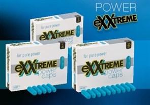 Exxtreme - мужские энергетические капсулы для возбуждения