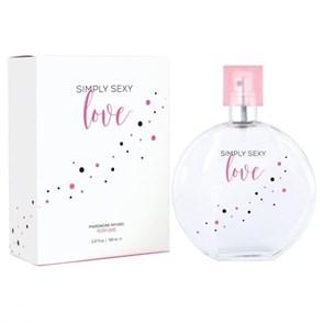 Женские духи с феромонами Perfume Simply Sexy, 100 мл
