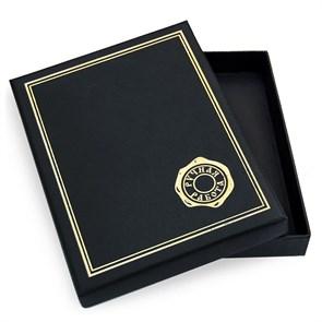 Подарочная упаковка (коробочка) 14х12, цвет черный