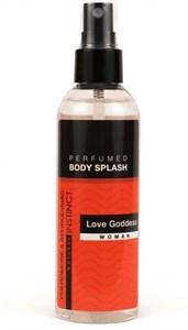 """Парфюмированный спрей для тела с феромонами и афродизиаками """"Love Goddess"""", 100 мл"""