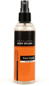 """Парфюмированный спрей для тела с феромонами и афродизиаками """"Pure Crystal"""", 100 мл"""