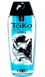 Увлажняющий лубрикант Shunga Toko Lubricant Aqua, 165 мл