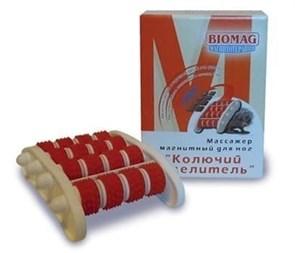 """Игольчатый магнитный массажер для ног ИММН-01 """"Колючий исцелитель"""""""