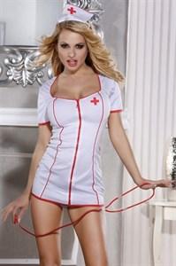 Костюм строгой медсестры