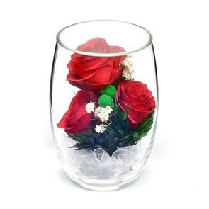 Композиция из красных роз (арт. RmiR)