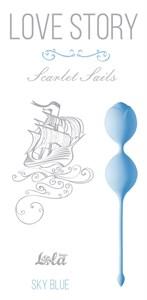 {{photo.Alt    photo.Description    'Голубые вагинальные шарики Scarlet Sails'}}
