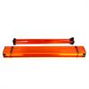 Стол складной туристический Orange, большой: в сложенном состоянии
