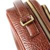 """Мужская сумка из кожи """"Royal Pad"""", цвет тоскана (ремешок)"""