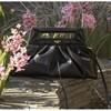 """Сумка женская из натуральной кожи """"Seashell"""", цвет черный - фото 289843"""