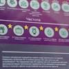 Скретч плакат TRUESEX (Лист Сексуальных достижений)