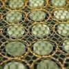 Нефритовая подушка/ коврик с сеточкой, 40х 40 см - фото 5003
