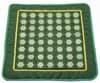 Нефритовая подушка/ коврик с сеточкой, 40х 40 см - фото 5005