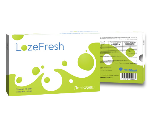 lozefresh/ лозефреш
